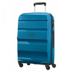 American Tourister Bon Air Spinner M 85A*002 seaport blue