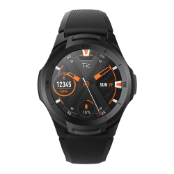 TicWatch S2 Midnight/Black  + Prémiová záruka