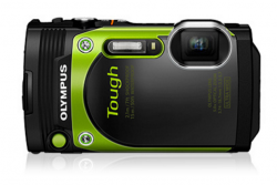 Olympus Tough TG-870 zelený