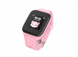 TCL MOVETIME Family Watch 40 Pink   + online video služba otta na 2 mesiace