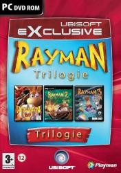 EXCLUSIVE RAYMAN TRILOGIA