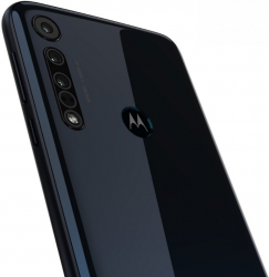 Motorola One Macro Deep Space