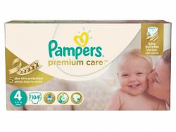 Pampers PremiumCare 4 Maxi (8-14 kg) 104 ks