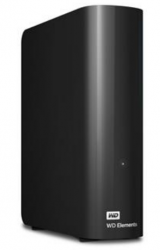 Western Digital Elements Desktop 4TB čierny