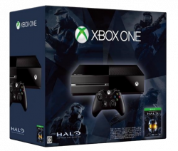 Microsoft XBOX ONE 500GB Čierna + Halo The Master Chief Collection Hra Ryse: Son of Rome za 1cent!