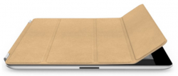 Apple iPad Smart Cover - Leather - Tan