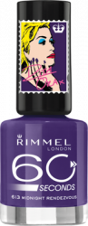 Rimmel 60 Seconds By Rita Ora