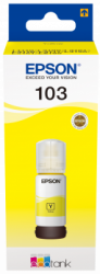 Epson 103 Yellow Ink Container 65ml L3xxx