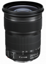 Canon EF 24-105mm f/3,5-5,6 IS STM   + 50€ CASHBACK