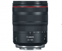 Canon RF 24-105mm f/4L IS USM + 100€ CASHBACK