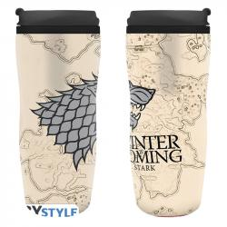 Cestovný hrnček Game of Thrones – Winter is coming 355ml