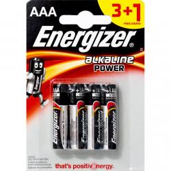 Energizer Base LR03 (AAA) 3+1ks