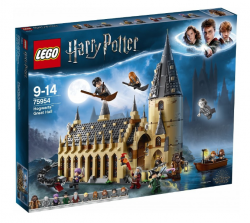 LEGO Harry Potter Rokfortská aula
