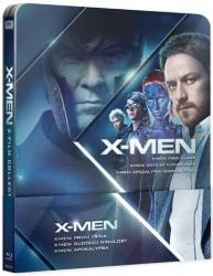 X-Men Trilógia 4-6 steelbook