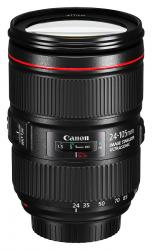 Canon EF 24-105 mm f/4L IS II USM + 125€ CASHBACK