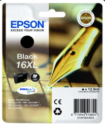 Epson 16XL black 12.9ml 500str.