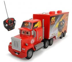 Dickie RC model Cars Carbon Turbo Mack Truck