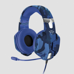 Trust GXT 322B Carus Gaming PS4 - blue camo