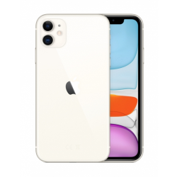 Apple iPhone 11 64GB White  + VYHRAJ PEUGEOT 208