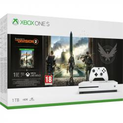 Microsoft XBOX ONE S 1TB + Tom Clancy Division 2