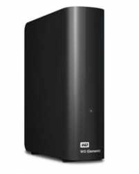 Western Digital Elements Desktop 3TB čierny
