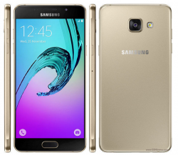 Samsung Galaxy A5 2016 A510F single sim zlatý
