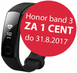 Honor 9 + Talkband Honor 3 za 1 cent