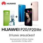 Huawei P20 / P20Pro / P20 Lite s ESET Mobile Security ZADARMO