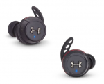 JBL Under Armour ® True Wireless Flash čierne